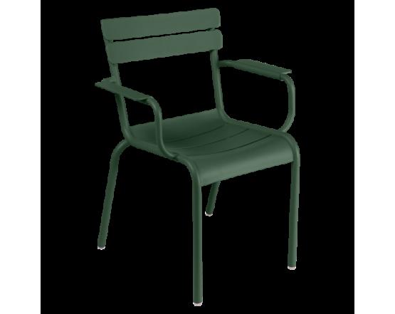 Кресло Luxembourg Armchair Cedar Green: фото - магазин CANVAS outdoor furniture.