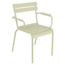 Luxembourg Armchair Willow Green: фото - магазин CANVAS outdoor furniture.