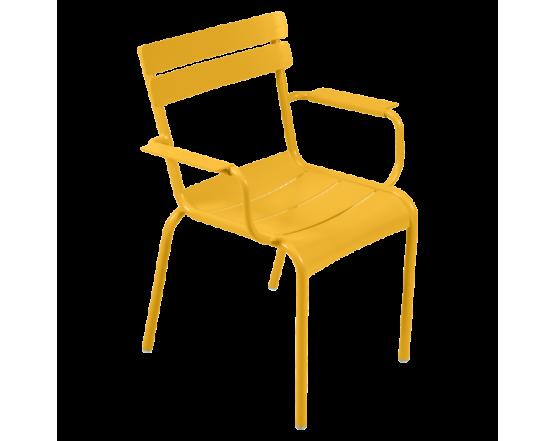 Кресло Luxembourg Armchair Honey: фото - магазин CANVAS outdoor furniture.