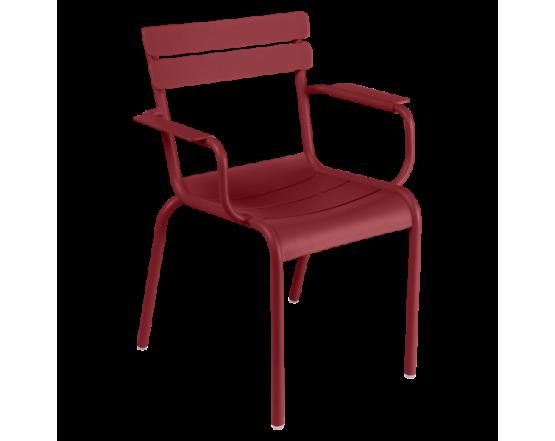 Кресло Luxembourg Armchair Chili: фото - магазин CANVAS outdoor furniture.