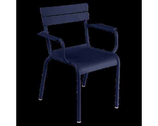 Кресло Luxembourg Armchair Deep Blue: фото - магазин CANVAS outdoor furniture.