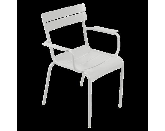Кресло Luxembourg Armchair Steel Grey: фото - магазин CANVAS outdoor furniture.