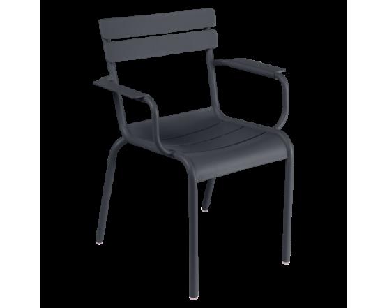Кресло Luxembourg Armchair Anthracite: фото - магазин CANVAS outdoor furniture.