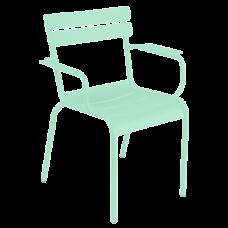 Luxembourg Armchair Opaline Green: фото - магазин CANVAS outdoor furniture.