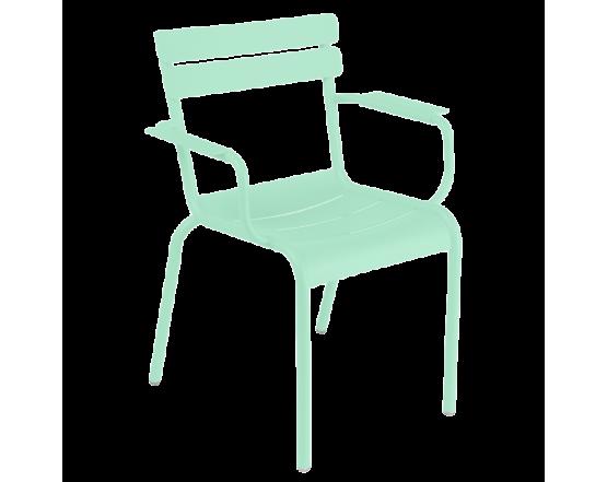Кресло Luxembourg Armchair Opaline Green: фото - магазин CANVAS outdoor furniture.