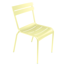 Luxembourg Chair Frosted lemon: фото - магазин CANVAS outdoor furniture.
