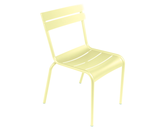 Стул Luxembourg Chair Frosted lemon: фото - магазин CANVAS outdoor furniture.