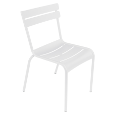 Luxembourg Chair Cotton White: фото - магазин CANVAS outdoor furniture.