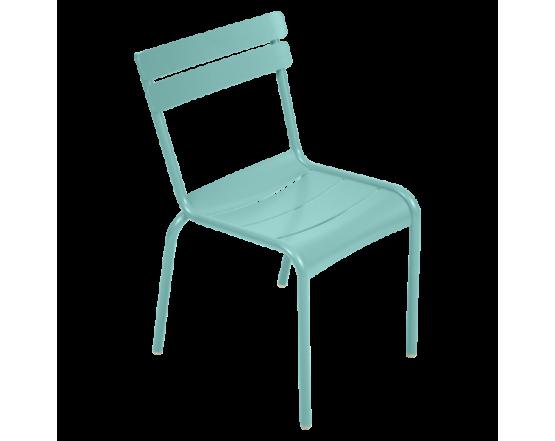 Стул Luxembourg Chair Lagoon Blue: фото - магазин CANVAS outdoor furniture.