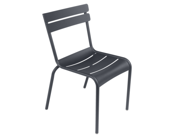 Стул Luxembourg Chair Anthracite: фото - магазин CANVAS outdoor furniture.