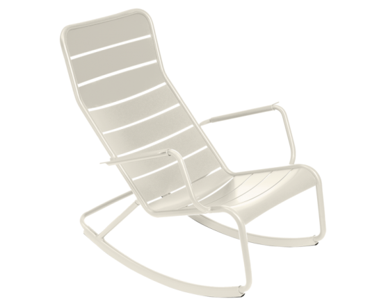 Кресло-качалка Luxembourg Clay Grey: фото - магазин CANVAS outdoor furniture.