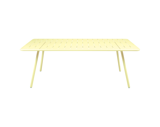 Luxembourg Table 207x100 Frosted lemon: фото - магазин CANVAS outdoor furniture.