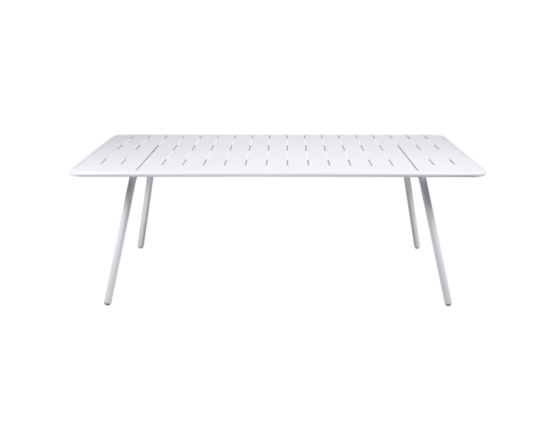Luxembourg Table 207x100 Cotton White: фото - магазин CANVAS outdoor furniture.