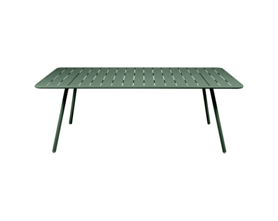 Luxembourg Table 207x100 Cedar Green: фото - магазин CANVAS outdoor furniture.