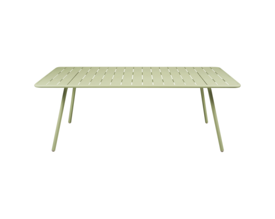 Luxembourg Table 207x100 Willow Green: фото - магазин CANVAS outdoor furniture.