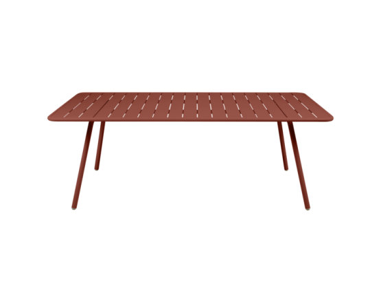 Luxembourg Table 207x100 Red Ochre: фото - магазин CANVAS outdoor furniture.