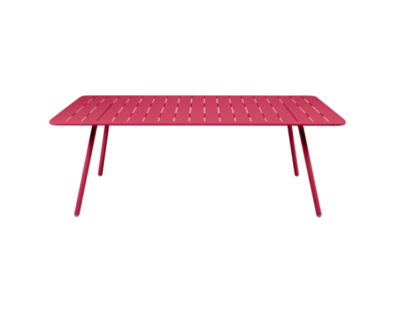 Luxembourg Table 207x100 Pink Praline: фото - магазин CANVAS outdoor furniture.