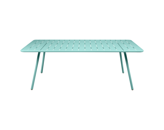 Luxembourg Table 207x100 Lagoon Blue: фото - магазин CANVAS outdoor furniture.