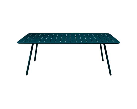 Luxembourg Table 207x100 Acapulco Blue: фото - магазин CANVAS outdoor furniture.