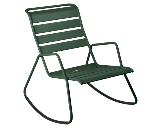 Кресло-качалка Monceau Cedar Green : фото - магазин CANVAS outdoor furniture.