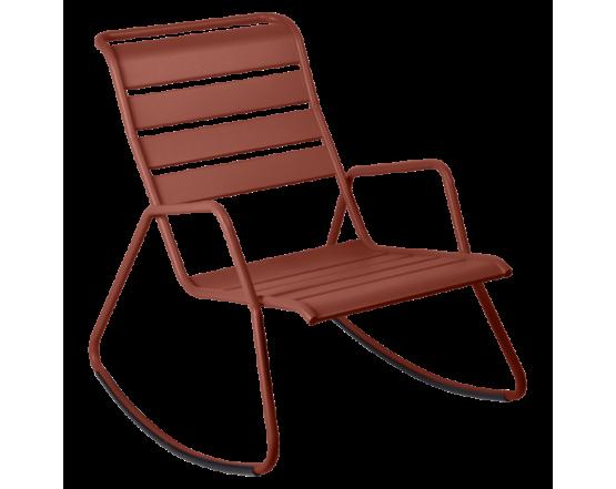 Кресло-качалка Monceau Red Ochre: фото - магазин CANVAS outdoor furniture.