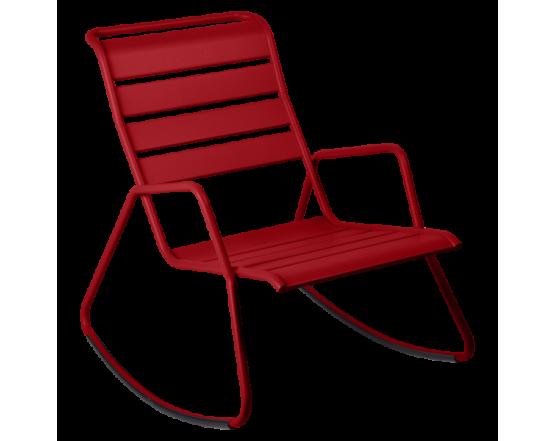 Кресло-качалка Monceau Poppy: фото - магазин CANVAS outdoor furniture.