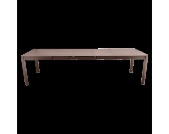 Ribambelle XL 149/299x100 Russet: фото - магазин CANVAS outdoor furniture.