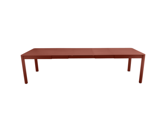 Ribambelle XL 149/299x100 Red Ochre: фото - магазин CANVAS outdoor furniture.