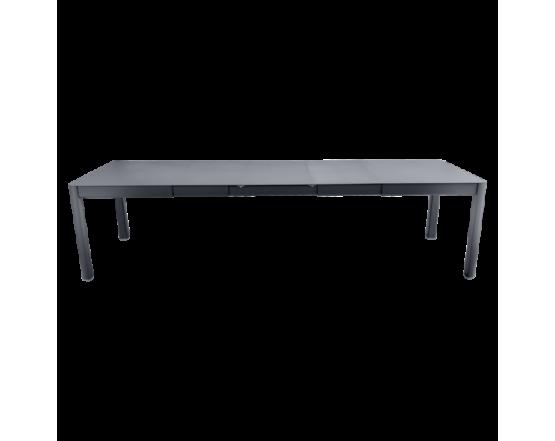Ribambelle XL 149/299x100 Anthracite: фото - магазин CANVAS outdoor furniture.