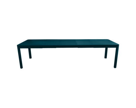 Ribambelle XL 149/299x100 Acapulco Blue: фото - магазин CANVAS outdoor furniture.