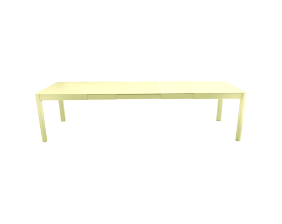 Ribambelle XL 149/299x100 Frosted lemon: фото - магазин CANVAS outdoor furniture.