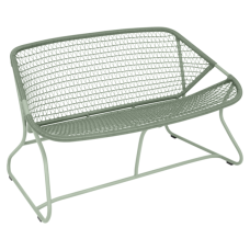 Sixties Bench 118 Cactus: фото - магазин CANVAS outdoor furniture.