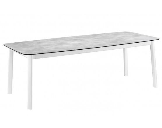 Обеденный стол Ancone Table 220x104 Ciment: фото - магазин CANVAS outdoor furniture.