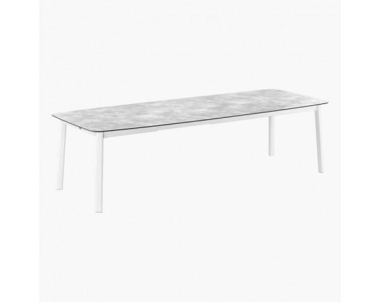 Обеденный стол Ancone Extendable Table 220/280x108 Ciment: фото - магазин CANVAS outdoor furniture.