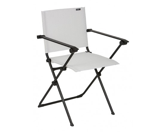 Складное кресло Anytime Arm Ecume: фото - магазин CANVAS outdoor furniture.