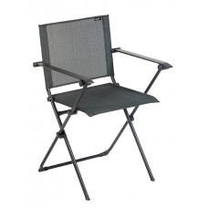 Складное кресло Anytime Arm Obsidian: фото - магазин CANVAS outdoor furniture.