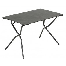 Складной стол Anytime 110x68 Black: фото - магазин CANVAS outdoor furniture.