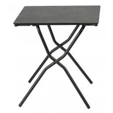 Складной стол Anytime 68Х64 Black: фото - магазин CANVAS outdoor furniture.