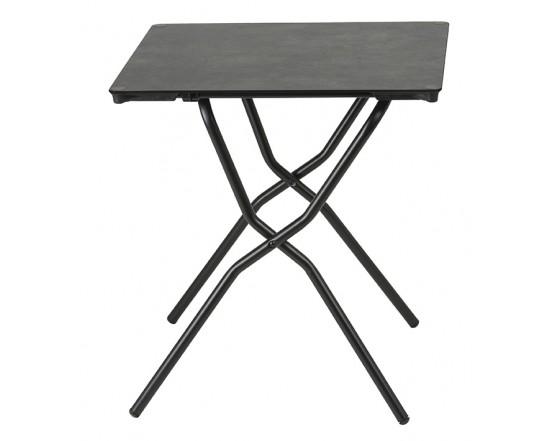Складной стол Anytime 68Х64 TBlack: фото - магазин CANVAS outdoor furniture.