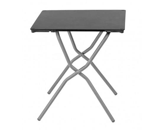 Складной стол Anytime 68Х64 Titane: фото - магазин CANVAS outdoor furniture.