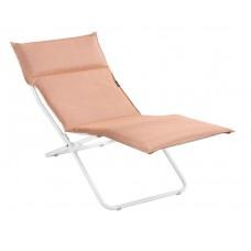 Шезлонг Bayanne Chaise Lounge Ocre: фото - магазин CANVAS outdoor furniture.