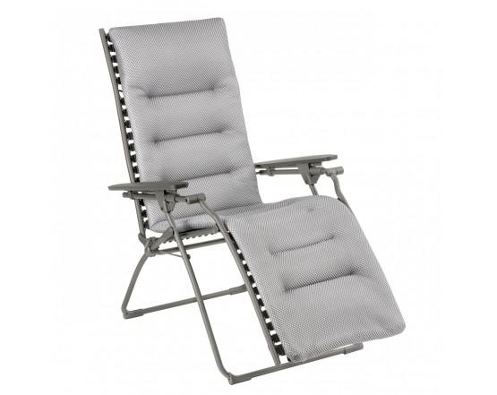 Кресло - шезлонг Evolution BC Silver: фото - магазин CANVAS outdoor furniture.