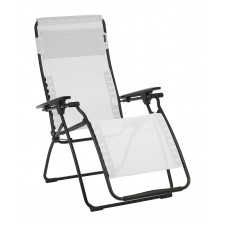 Кресло - шезлонг Futura Batyline Duo Ecume: фото - магазин CANVAS outdoor furniture.