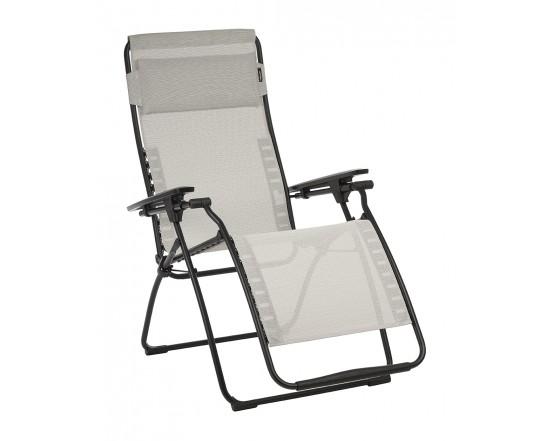 Кресло - шезлонг Futura Batyline Duo Galet: фото - магазин CANVAS outdoor furniture.