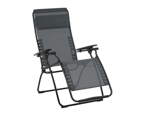 Кресло - шезлонг Futura Batyline Duo Obsidian: фото - магазин CANVAS outdoor furniture.