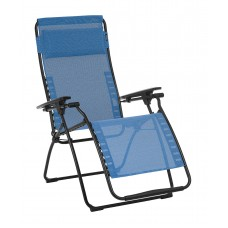 Кресло - шезлонг Futura Batyline Duo Outremer: фото - магазин CANVAS outdoor furniture.