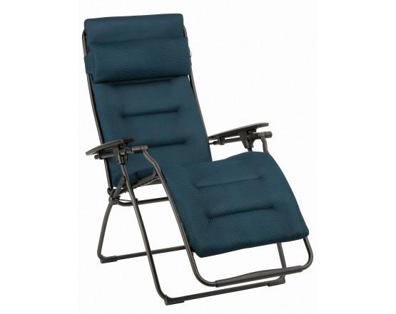 Кресло - шезлонг Futura  BC Bleu Encre: фото - магазин CANVAS outdoor furniture.