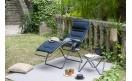 Кресло - шезлонг Futura  BC Silver: фото - магазин CANVAS outdoor furniture.