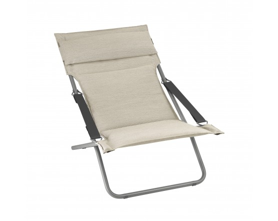 Кресло - шезлонг Transabed Latte: фото - магазин CANVAS outdoor furniture.