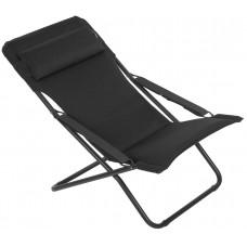 Кресло - шезлонг Transabed AC Acier: фото - магазин CANVAS outdoor furniture.